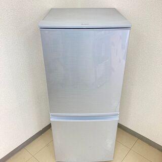 【美品】【地域限定送料無料】冷蔵庫 SHARP 137L …