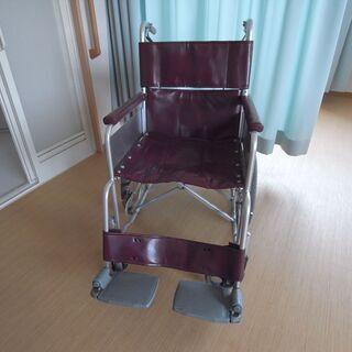 折り畳み車椅子