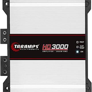 【ネット決済】taramp's HD3000 2Ω