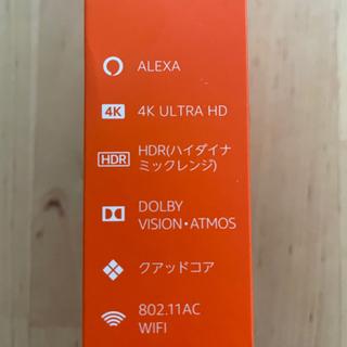 【新品・未使用】Amazon fire tv stick 4K − 北海道