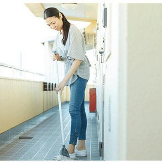 【60分2100円!】即日開始/共用部清掃_掃き・拭き・ゴミ集積...