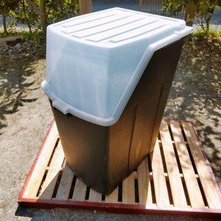 【ネット決済・配送可】中古 収納BOX BOX 収納 押し入れ ...
