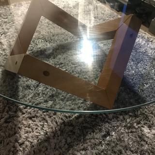 大塚家具 ガラス テーブル