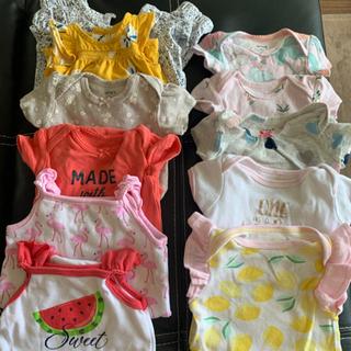 新生児~3ヶ月 女の子ロンパース ズボン 母乳パッド 搾乳器 哺...