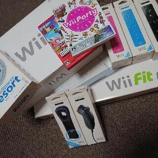 Wii 写真の物全てセットで!!!