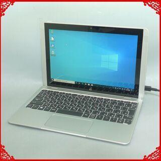 【ネット決済・配送可】高速SSD タブレット ノートパソコン W...