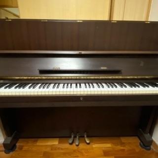 【ネット決済・配送可】YAMAHA U1 アップライトピアノ