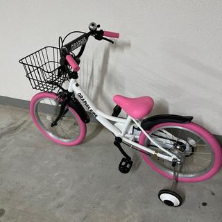 【ネット決済】子供用 自転車 18インチ