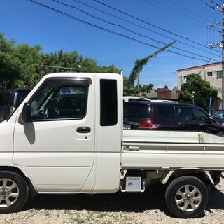 【ネット決済・配送可】軽トラ クリッパージャンボ(本土中古車)