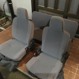 【ネット決済】ハイゼットカーゴDX  シート3点セット