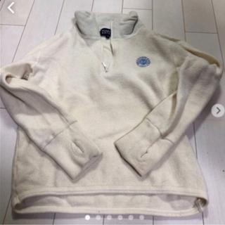 暖かいパーリゲイツセーター