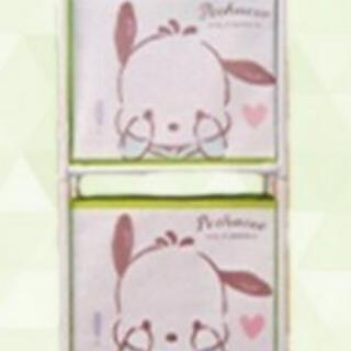 新品未使用 サンリオキャラクターズ ポチャッコ 2段収納BOX