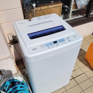 【値下げ】人気の6kg洗濯機 アクア AQR-S601 中古 リ...