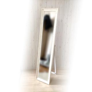 スタンドミラー 姿見鏡 配送室内設置可能‼︎ R09013