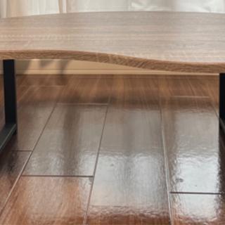 【ネット決済】テーブル センターテーブル ナチュラル 木製 おし...