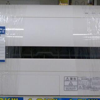 ●富士通 ルームエアコン ノクリア AS-D40G 2017年製...