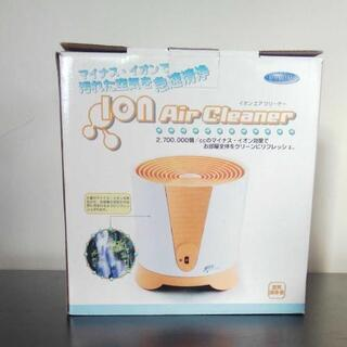 空気清浄機の画像