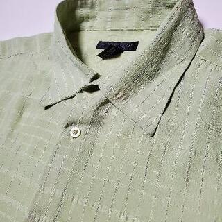 美品!DOMANIの半袖シャツ