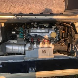 H18年式 スバルサンバーバン マニュアル4駆 - スバル