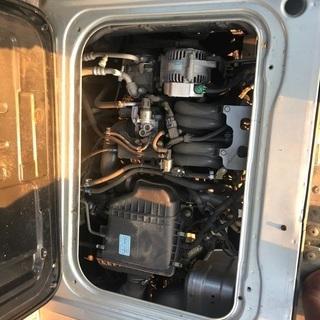H18年式 スバルサンバーバン マニュアル4駆 − 群馬県