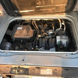 H18年式 スバルサンバーバン マニュアル4駆 - 中古車