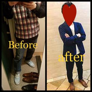 服装を変えたい、変身してモテたい方などメッセージお待ちしておりますの画像