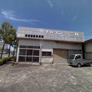 内浜産業道路沿い 貸店舗 駐車場込み 倉庫有り - 米子市
