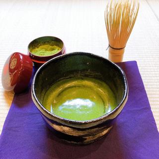 ニューオープン 銀座の抹茶専門カフェ