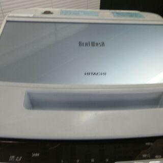 ID 981401 日立7.0Kg 219年製 BW-V70C 日焼けキズ有 - 家電