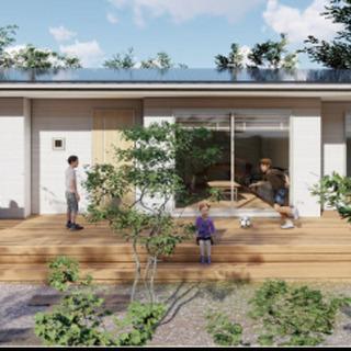 注文住宅完成見学会 ー開放的な平屋の家ー
