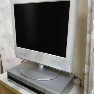 TOSHIBA20型テレビ。
