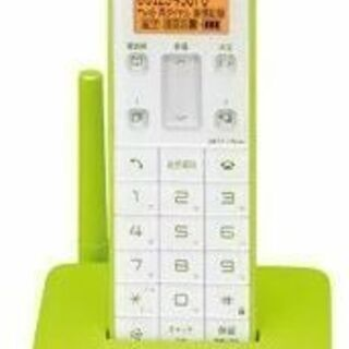 シャープ デジタルコードレス電話機 子機1台タイプ JD-S06...
