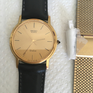 【ネット決済】日本製 SEIKO時計ビンテージ