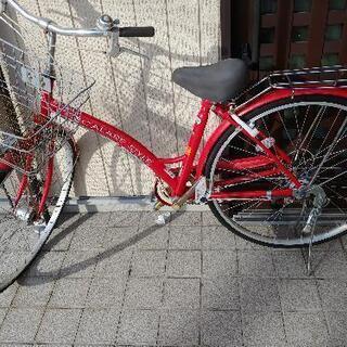 商談中 通勤用自転車 10月取りに来てくださる方限定!