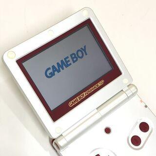 ゲームボーイアドバンスSP AGS-001 ファミコンカラー 本...