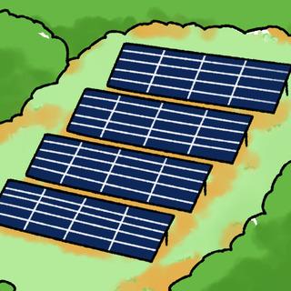 三重県伊賀市、日給1万4千円、短期2ヶ月太陽光パネル設置