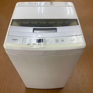 【引取限定】アクア 洗濯機 4.5kg 中古品 2016年製 A...