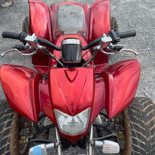 【ネット決済】ガソリン50cc四輪バイク