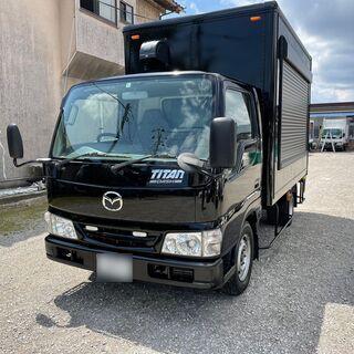 キッチンカー 移動販売車 フードトラック マツダ「タイタン」 8...
