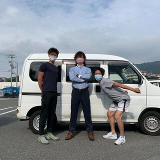 【急募】配送ドライバー(AT限定可 / 日給保証 16,000円...