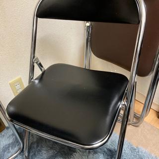 【3点セット500円値下げ!】コクヨ製 パイプ椅子3点セット