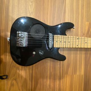 【最終値下げ】スピーカー内蔵ミニギター - 売ります・あげます