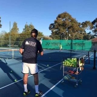 テニス プライベートレッスン