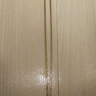 喜平ネックレス  幅4㎜ 長さ60㎝