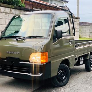 スバル サンバートラック TT2 TB 平成11  4WD 5万...