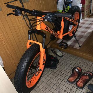 【ネット決済】ファットバイク