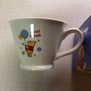 プーさんカップ 新品 未使用品