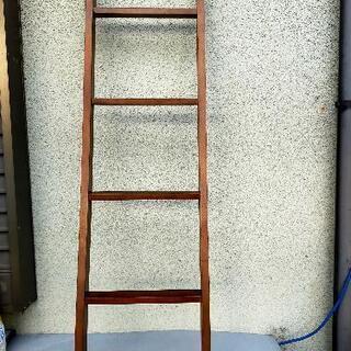 【ネット決済】二段ベッド用はしご中古