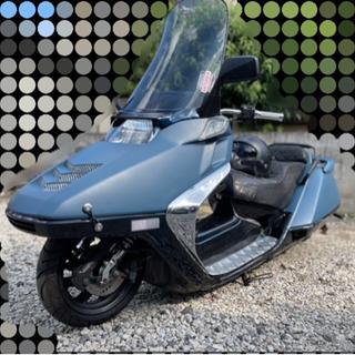 【ネット決済】ホンダ フュージョン 250ビックスクーター