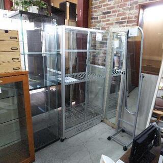 美品 激安 全面ガラス コレクションケース 12000円‼️